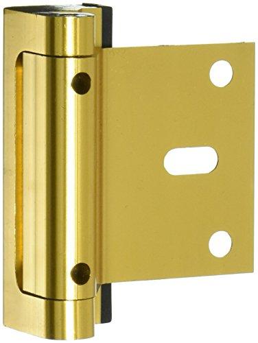 Cardinal Gates Door Guardian, Brass