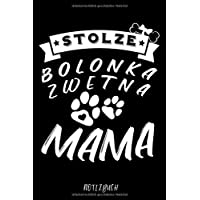 Stolze Bolonka Zwetna Mama Notizbuch: Für Bolonka Zwetna Hundebesitzer   Tagebuch für Bolonka Zwetna Welpen & Hundeschule   Notizen, Fortschritte & ...   120 Seiten in 6x9' , Punkteraster