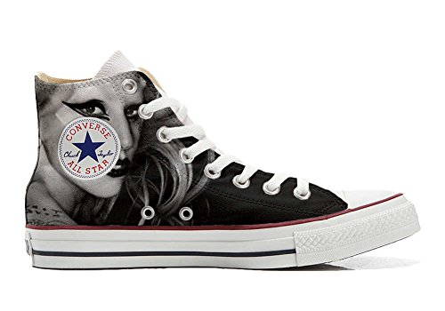 High All Chaussures Converse Star Fashion Artisanal Adulte Mixte Hi Produit Coutume zw6FaF1nq