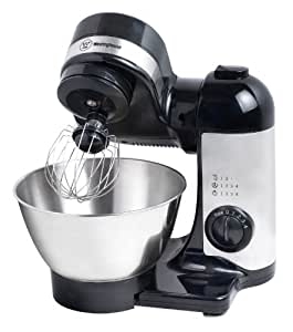 Westinghouse SA61950 Stand Mixer, Stainless Steel