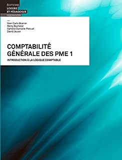Comptabilité générale des PME 1 : Introduction à la logique comptable, Collectif