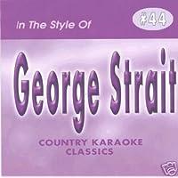 GEORGE STRAIT País Karaoke Clásicos CDG Música CD