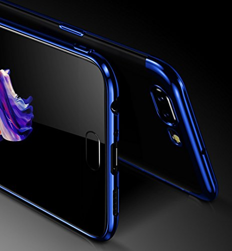 SOCINY Oneplus 5T Case TPU Case Protective Silicone Crystal Case for