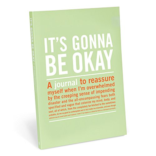 Knock Knock It's Gonna Be Okay Inner-Truth Journal, 7