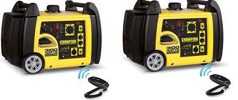 Champion 3100-Watt RV Ready Portable Inverter Generator with Wireless Remote Start (2)