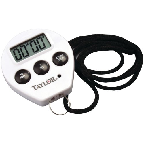 The BEST TAYLOR Chefs Timer/stopwatch by Taylor