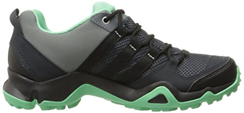 Vista Green adidas outdoor AX2 Hiking Glow Black Shoe Women's Grey 76fx6XZw