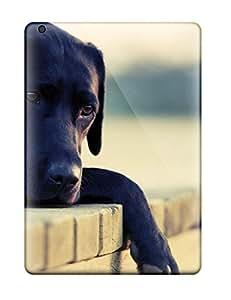 Forever Collectibles Sad Labrador Hard Snap-on Ipad Air Case