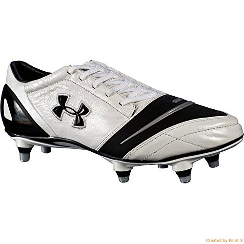 Sg White Soccer Shoes - 7