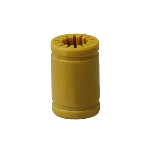 BQLZR LM10-S - Rodamiento lineal de cojinete de 10 mm de ...