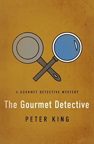 Gourmet Detective Mysteries Book ebook product image
