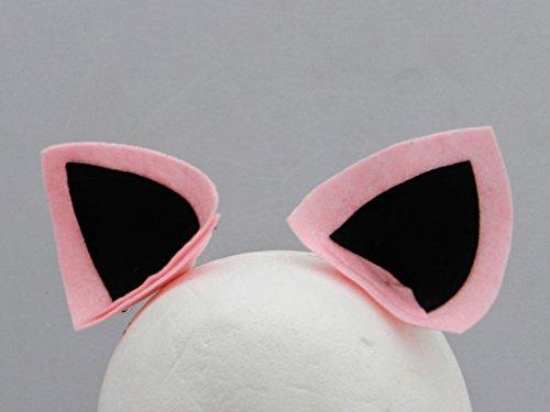 Jigglypuff Costumes (Jigglypuff Pokemon Ears - Jigglypuff Halloween Costume)
