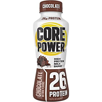 Core Power Natural High-Protein Milk Shake, 11.5 Ounce (Pack of 12)