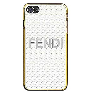 Light Weight Iphone 6/6s 4.7 Carcasa Case With Fendi Slim Ultra Slim Fit For Iphone 6 6s