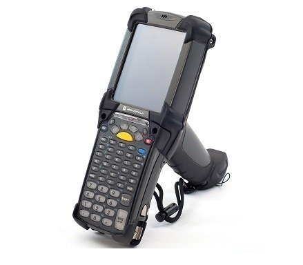 Reader P/n Read (Motorola MC9090 Mobile Computer - Gun / 802.11a/b/g / Lorax / 64/128MB / 53 key / Windows Mobile 5.0.0 / Bluetooth - P/N: MC9090-GJ0HJEFA6WR)