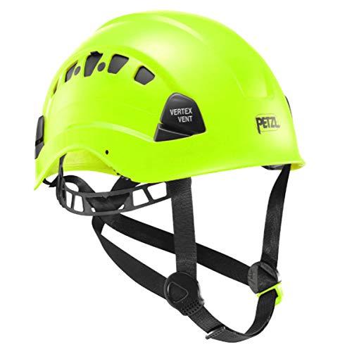 Petzl Vertex Vent Hi-Viz Visibility Yellow Climbing Helmet A10VYAHV by PETZL (Image #4)
