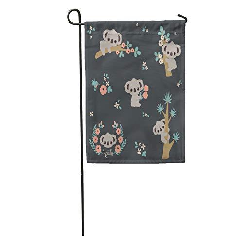 (Semtomn Seasonal Garden Flags 28