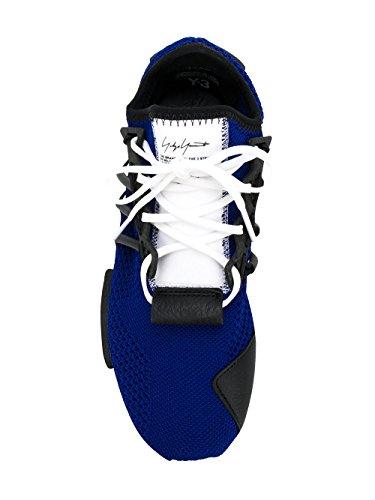 ADIDAS Y-3 YOHJI YAMAMOTO Herren AC7194 Blau Polyamid Sneakers