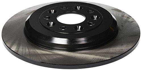 Centric  120.61081 Premium Brake Rotor with E-Coating