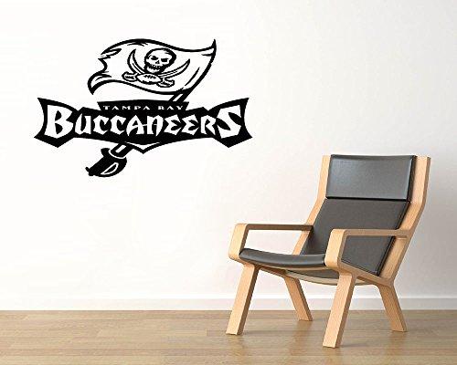 buccaneers window decal - 4