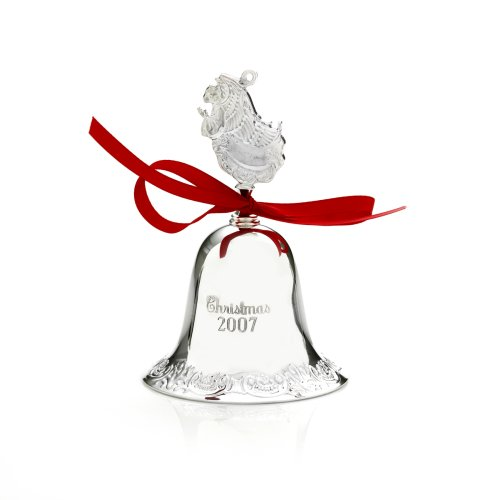 (Wallace 2007 Grand Baroque Silver-plate Bell)