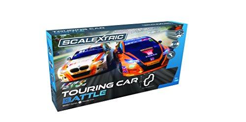 Scalextric BTCC Touring Car Battle Set 1/32 Slot Car / Track Set ()