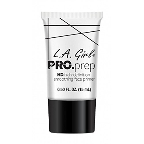 L.A. Girl PRO Prep HD High Definition Smoothing Face Primer (Pack of 2)