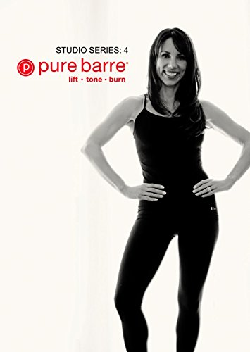 Pure Barre - Lift - Tone - Burn - Studio Series: 4 DVD