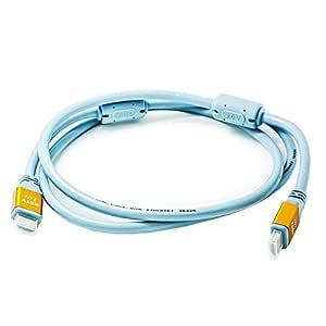Iycorish Cable HDMI 3D 4K 2160P HDMI A HDMI 3D 4K HDMI 2.0 para ...