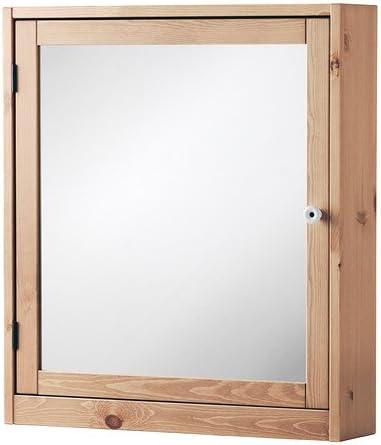 Ikea Silveran El gabinete del Espejo, de Color marrón