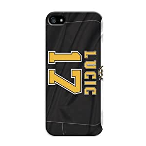 iphone 5c Protective Case,Fashion 3D Hockey iphone 5c Case/Boston Bruins Designed iphone 5c Hard Case/Nhl Hard Case Cover Skin for iphone 5c