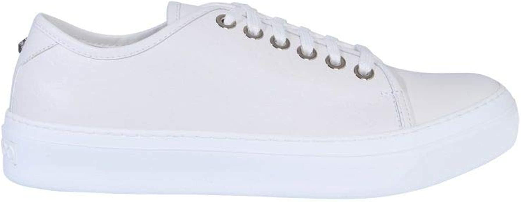 JIMMY CHOO Luxury Fashion Mens Sneakers Summer White