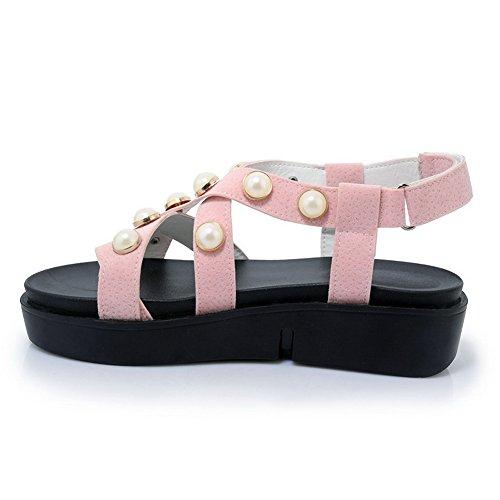Rosa AN DIU00959 Ballerine EU Pink Donna 35 Svt8v