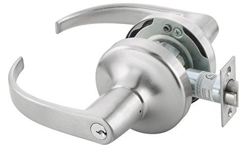 Yale PB4707LN LKSET X 694 626 Door Lever Lockset, Cylinder Lock, Entry - Commercial Yale Lockset Lever