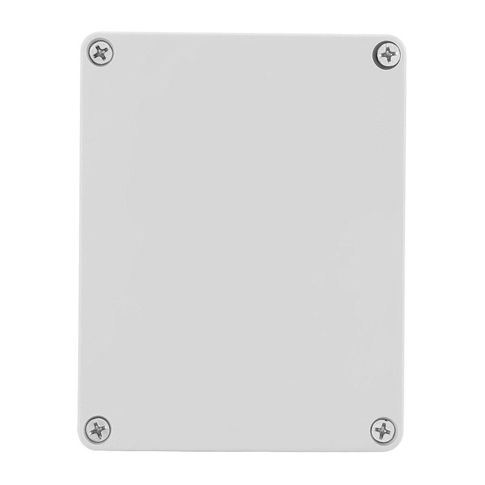 l/électricit/é 115 * 90 * 55mm Bo/îte de jonction bo/îtier dinstrument bo/îtier de projet /électrique ABS ABS IP65 r/ésistant /à leau lutte contre lincendie la fusion du fer et de lacier etc.
