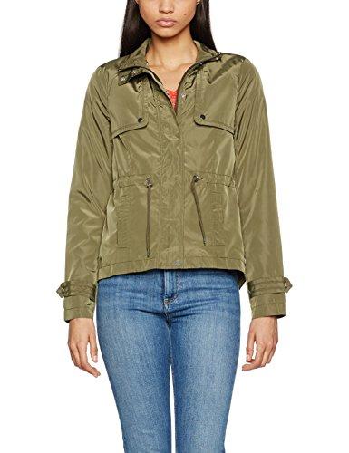 Vero Moda Vmisaline Bay Short Jacket, Blouson Femme Vert (Ivy Green)