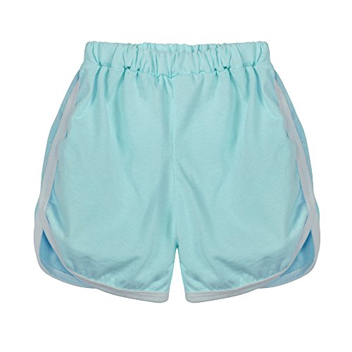 Prana Fringe - Clearance Sale!FarJing Fashion Summer Clothes Children Cotton Shorts Boys And Girl Baby Pants(Label Size:90,Green )