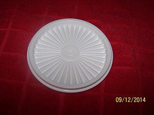 "Tupperware 5"" Instant Bowl Seal White #812"