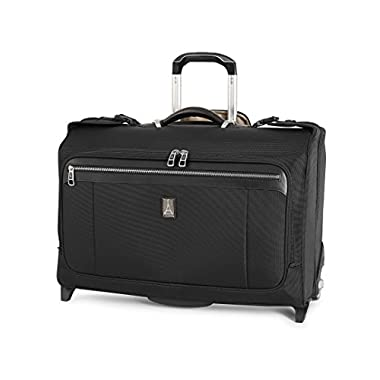 Travelpro Platinum Magna 2 22 Inch Carry-On Rolling Garment Bag, Black, One Size