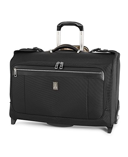 Travelpro Platinum Magna 2 Carry-on Rolling Garment bag, Black by Travelpro