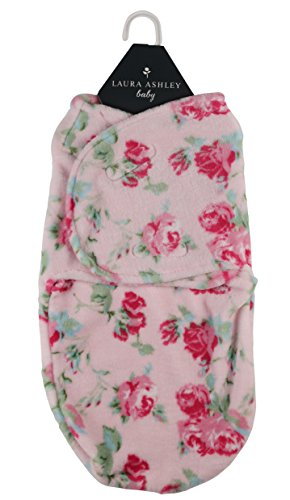 (Laura Ashley Infant Swaddle Sack Queensbury Print)