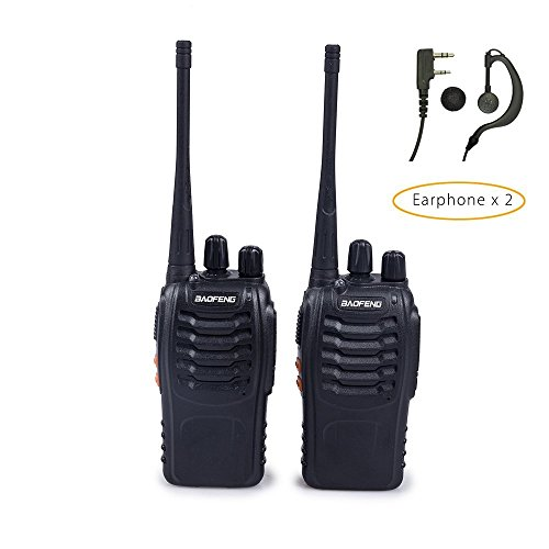BAOFENG BF-888S Two-Way Radios (Pack of 2) by BaoFeng