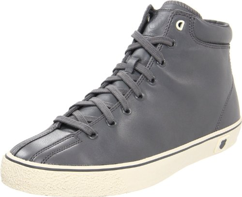 K-Swiss Clean Laguna High VNZ Sneaker,Grey,9 M US