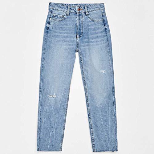 Jeans Mujer Pantalones Corporal Modelación Xl graceful Ajustados UxITWqz