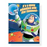 Buzz Lightyear Invitations 8ct