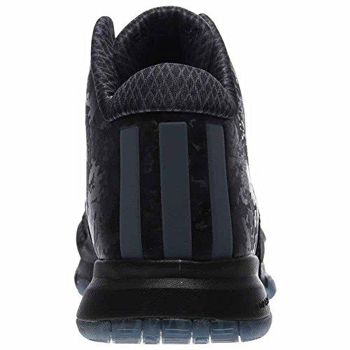 Adidas Sm J Vegg 2 Sort Is Menns Mote-joggesko Aq7737 Svart / Onix / Svart