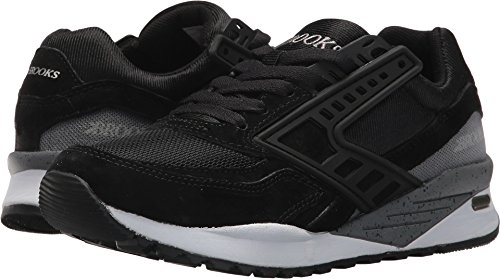 outlet discount clearance ebay Brooks Heritage Womens Regent Black/Castlerock/White nGHGwiZg97
