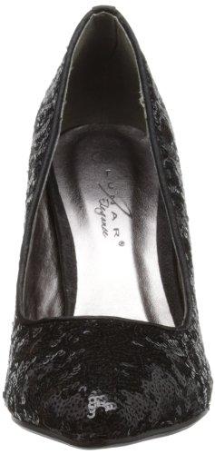 Lunar FLV309 - zapatos de vestir de sintético mujer negro - negro