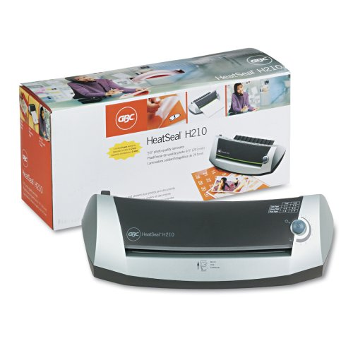 HeatSeal H210 Personal Laminator, Silver GBC1702540
