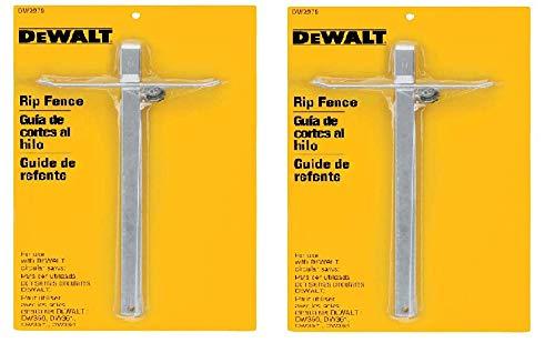 DEWALT DW3278 Circular Saw Rip Fence. 2 PACK